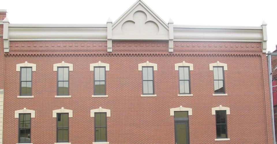 Iowa Building Street View