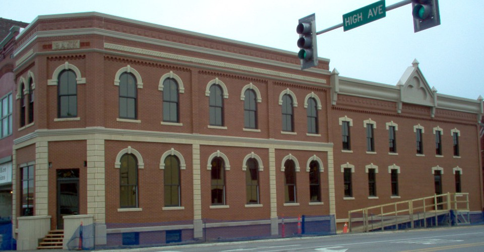 Iowa Building 2009