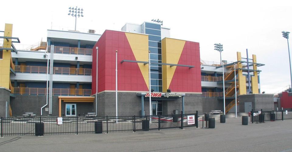 Speedway Entrance