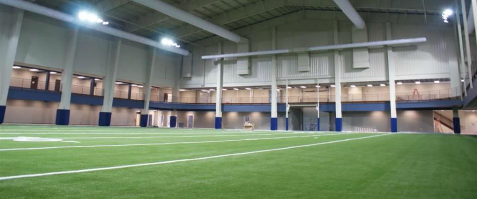 William Penn University Activity Center Cunningham Inc